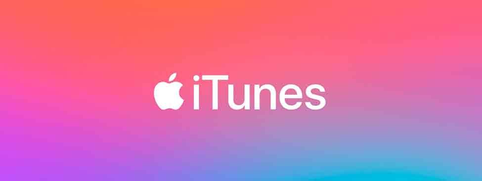 iTunes convert