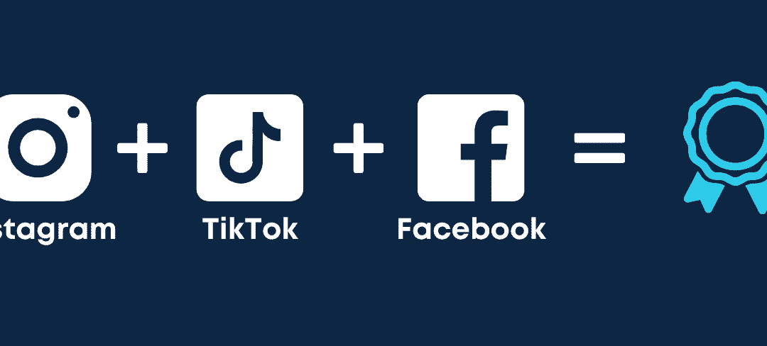 How to certify your Instagram, Tiktok and Facebook account ?