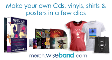♪ Wiseband: Sell Your Music Online