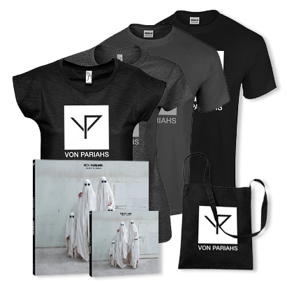 Merch/Vinyl/Digipack - Von Pariahs
