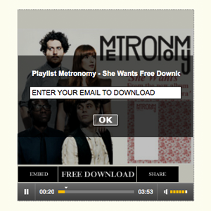 metronomy player