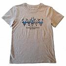 Tshirt - gris chiné - Cap de Bonne Esperance