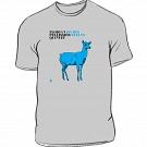 T-shirt officiel Biches Bleues