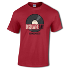 Tshirt Homme Rouge Cardinal