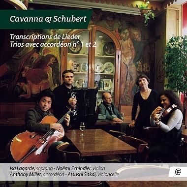 Cavanna & Schubert / Trios & Lieder