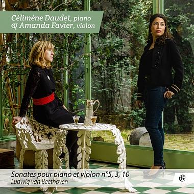 BEETHOVEN | SONATES POUR PIANO ET VIOLON N°5, 3, 10