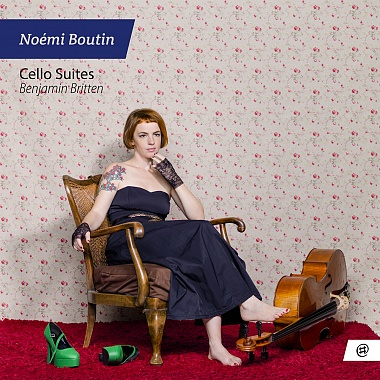 BENJAMIN BRITTEN: CELLO SUITES