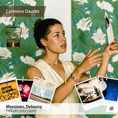 Messiaen, Debussy | Préludes pour piano