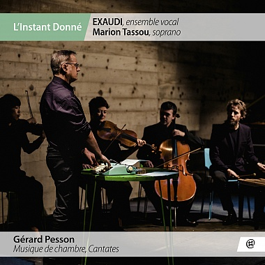GÉRARD PESSON | MUSIQUE DE CHAMBRE, CANTATES
