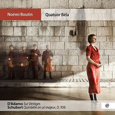 SCHUBERT & D'ADAMO | NOÉMI BOUTIN & QUATUOR BELA