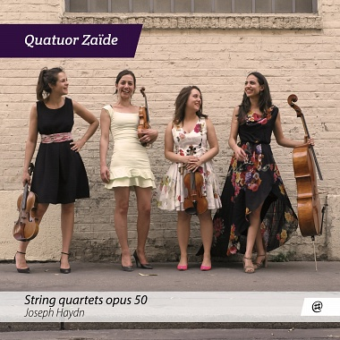 Haydn String Quartets op.50