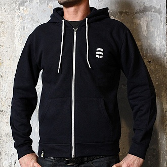 "Sweat ""ZIP NAVY"""