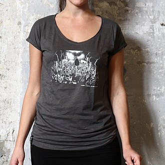 "Tee-shirt ""PHOTO"" Anthracite"