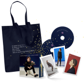 Pack Noel : Coffret collector CD + DVD + Tote bag + cartes