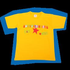 T-shirt Radio Bemba Jaune
