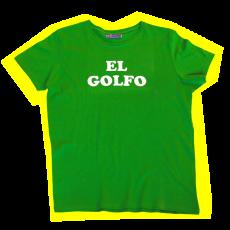T-shirt El Golfo Vert - femme