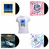 Ultimate pack : 3 LPs + EP + Tee shirt