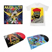 Deluxe pack : LP + 2 EP +Tee shirt ed. limitée