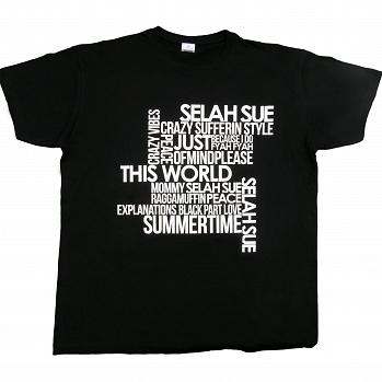 T-shirt Loose Selah Sue Blanc Femme