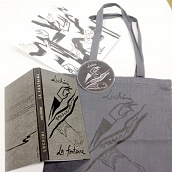 Coffret Variations CD/DVD - Bag - Litho Kuntzel + Deygas
