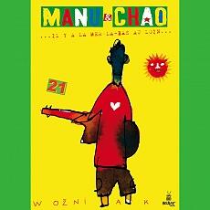 """""""Manu & Chao... il y'a la mer la-bas au loin..."""" a book by Wozniak"""
