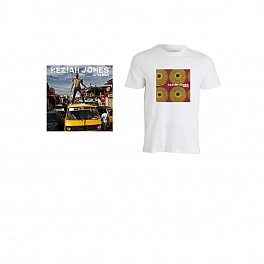 "Pack ""Captain Rugged"" CD collector (poster + 3 titres bonus) + T-Shirt"