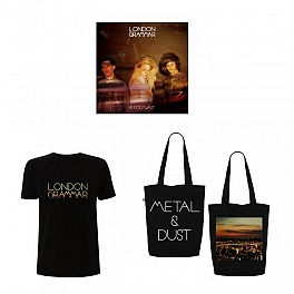 Pack collector 2CDs + Tee shirt logo + Sac