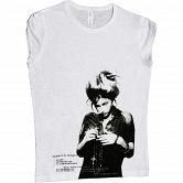 T-Shirt Selah Sue Blanc Femme