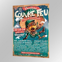 Affiche Festival Couvre Feu 2014