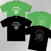T-Shirt Homme Festval Couvre Feu 2014 (2 faces)