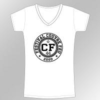 """T-Shirt """"CAMPUS"""" Couvre Feu Femme"""