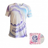 Collector pack : I'm aquarius all over Tshirt + Cd digipack