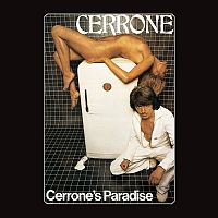 CERRONE II - CERRONE'S PARADISE - LP COULEUR BLANC +