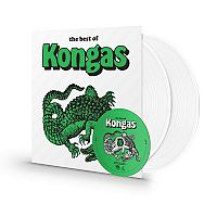 Best of Kongas - Double vinyle blanc + Cd