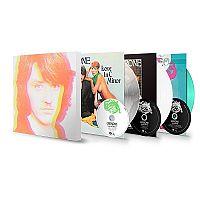 Coffret Cerrone I, II, III - 3 LPs + 3 CDs