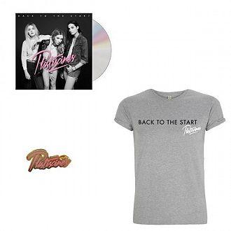 Pack Plasticines : CD + Tee shirt unisexe + Pins offert
