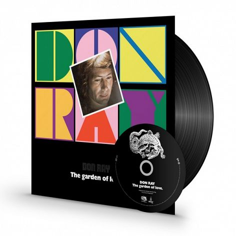 Don Ray - Garden of Love : LP + Cd