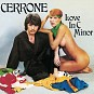 CERRONE I - LOVE IN C MINOR - LP TRANSPARENT +