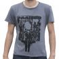 T-Shirt Mac Tyer Ecoute La Violence Gris