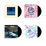 """Vinyl discography : 3 albums + EP """"I'm aquarius"""""""