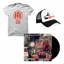 Pack T-Shirt + 2LP Vinyl (inc CD) + bonus cap